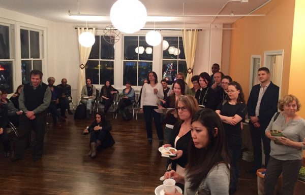 Workshop event from Trueself Psychology with Toni Rebic