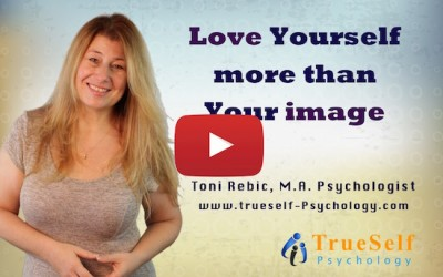 Love Yourself More Than Your Image