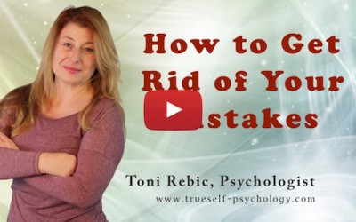 How to Get Rid of Your Mistakes