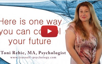 One way you can control your future