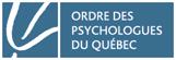 Ordre des psychologues du Quebec logo